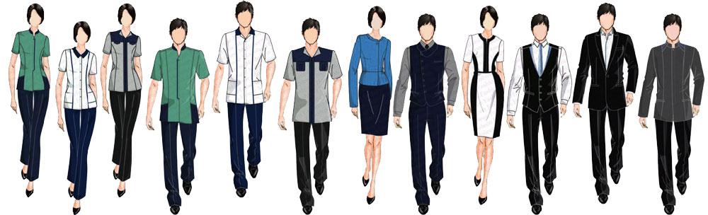 Пошив униформы на заказ в Москве уникального дизайна — это отличный выход  для компаний с большим штатом сотрудников разной направленности. 5b1712928f1